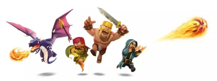 Clash of Clans Online PC Download Game for Windows