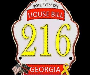 Governor of Georgia vetoes Firefighter Cancer Presumption Bill