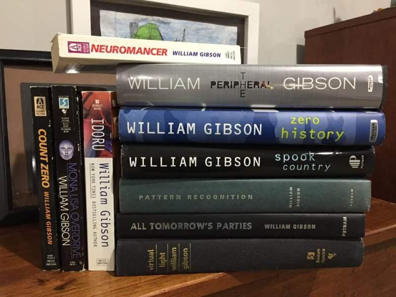 Gibson books
