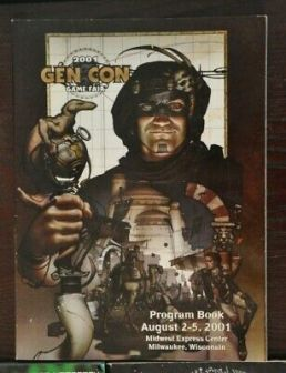 TSR-GenCon-34-Program-2001