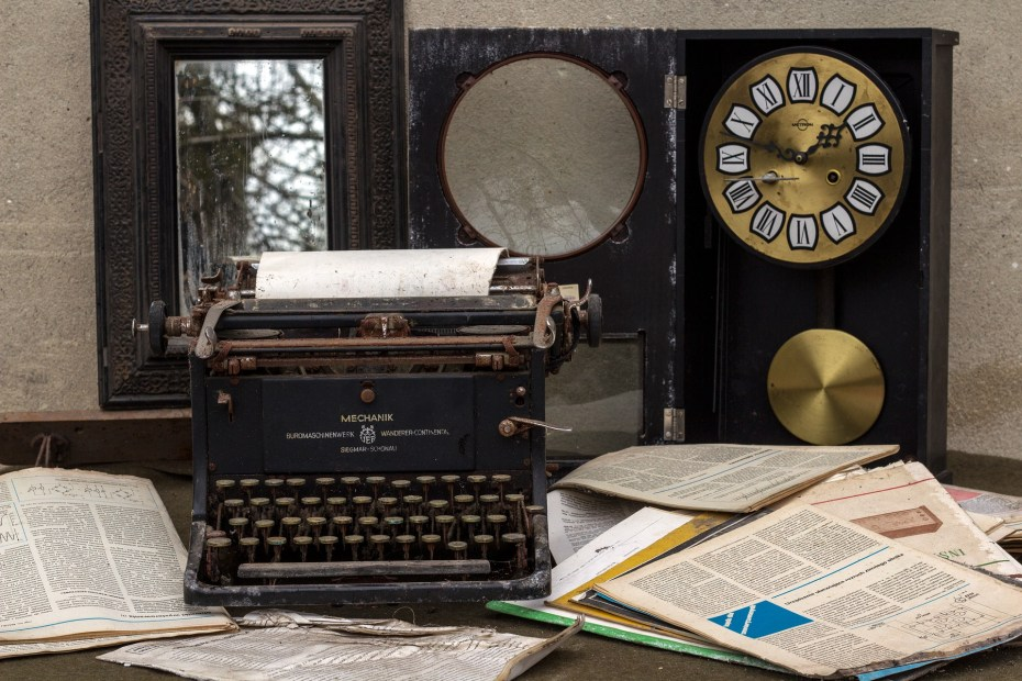 Shut Up and Write - overcoming your fearful voice and do what makes you happy.