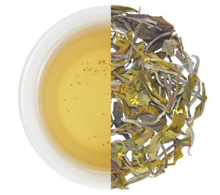 Natural Glow White Tea