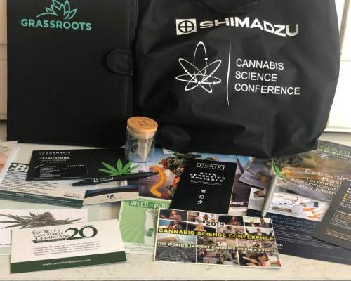 Unpacking From The 2019 Cannabis Science Conference East