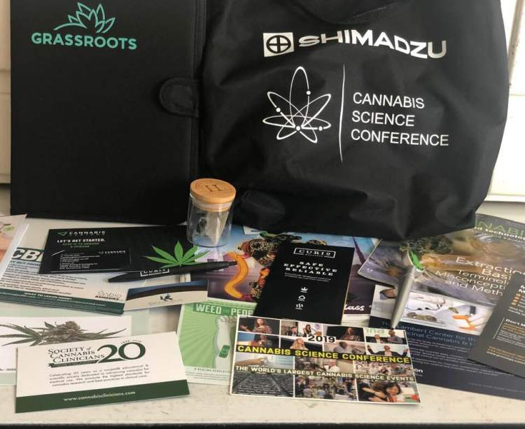 Cannabis Science Conference 2019