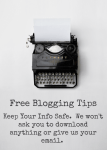 free bloggign tips
