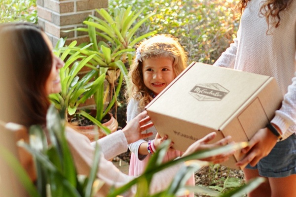 Mothers day garden box