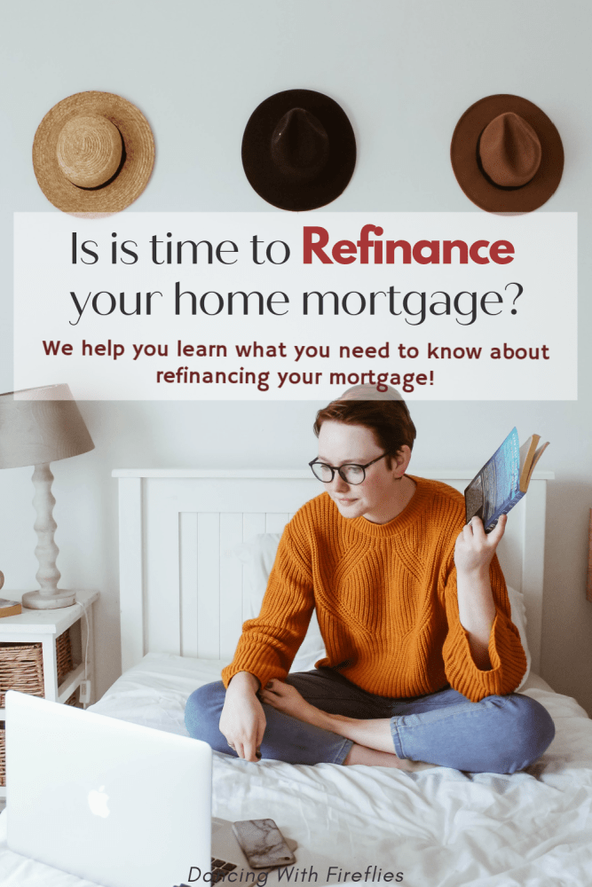 Is It Time To Refinance Your Home Mortgage?