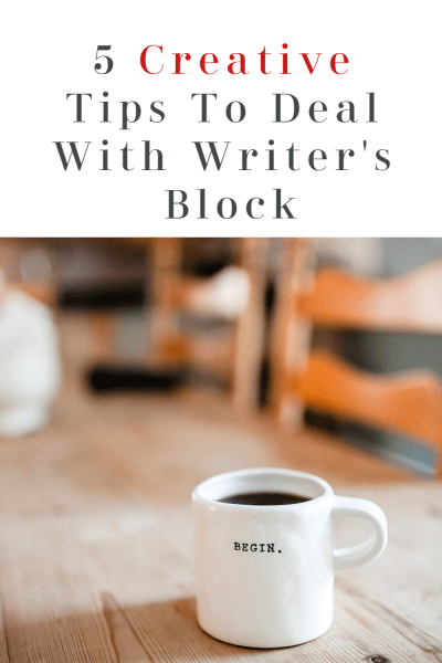 Writer's Block Tips