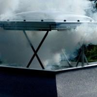 Принцип работы системы дымоудаления и подпора воздуха, функционал