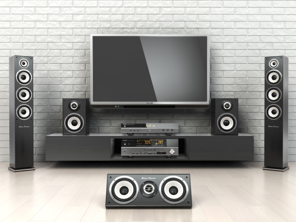 How To Get The Most Out Of Your Surround Sound, Sound Speakers