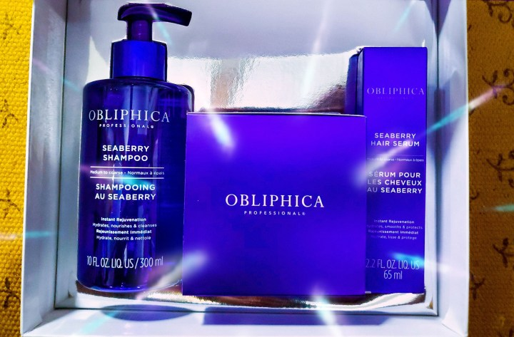 Obliphica Professional Seaberry Thick to Coarse Regimen