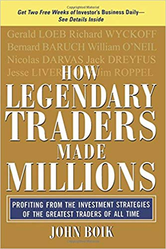 Book Cover for How Legendary Traders Made Millions