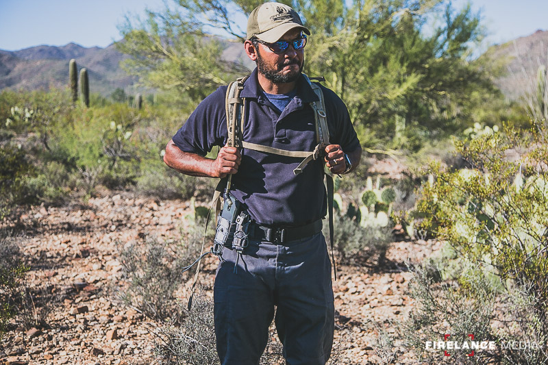 Greenside Training: Tracking the Human Spirit 1 - Firearms Photographer | Firelance Media