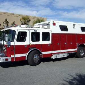 1995 E-One Protector Rescue For Sale