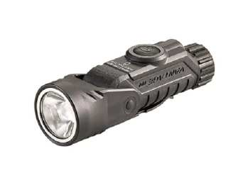 Vantage 180 Helmet-Right Angle Milti-Function LED Flashlight_black