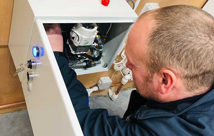 FireMisting Maintenance