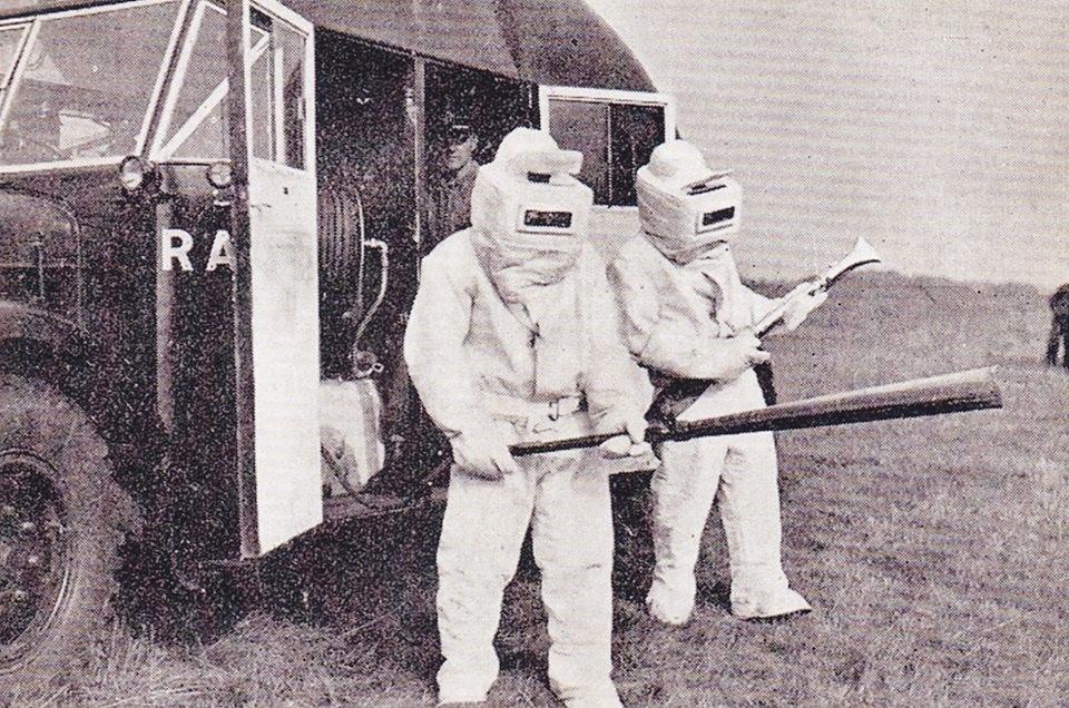 asbestos streamlined