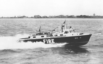 RAF Fire Floats (boats)