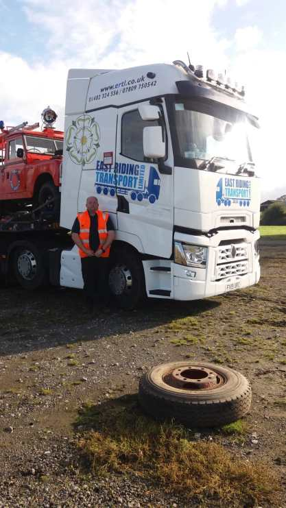 East Riding Transport