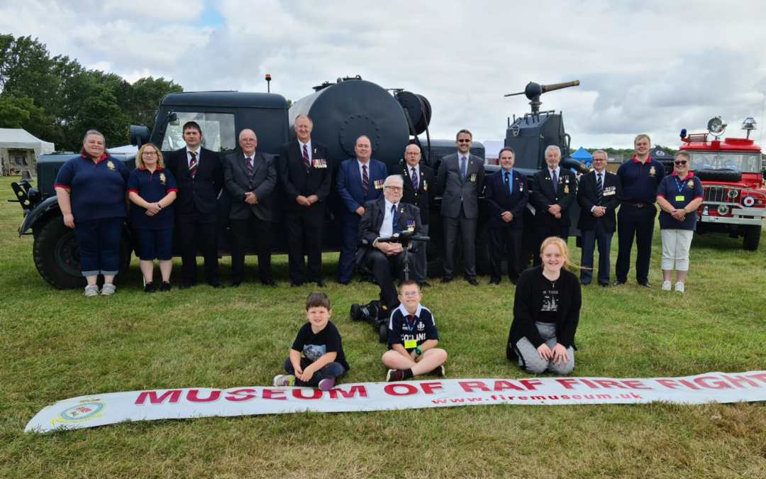 Weekend Update Part 2: LincsFest, Fordson 45 Monitor Reveal and New Partnership Announcement with Scampton Holdings Ltd!