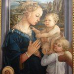 フィリッポ・リッピ-「聖母子と天使たち(リッピーナ)」美しい聖母マリアの秘密。