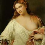 ティツィアーノの「フローラ」は、どうしてこんなに魅力的なのか。
