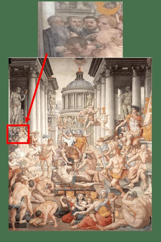 ブロンズィーノの代表作と人物像。高貴な女性を描かせたら右に出るものはいない!
