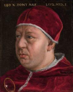 ジョヴァンニ・デ・メディチ/教皇レオ10世