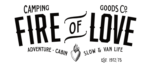 Fire of Love – Vintage Camping Goods