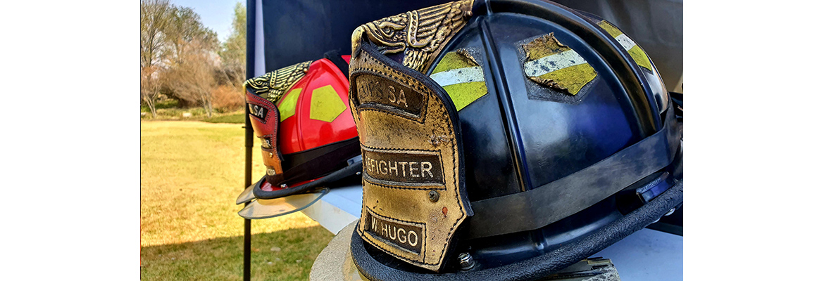 Tradition - Fire Helmets