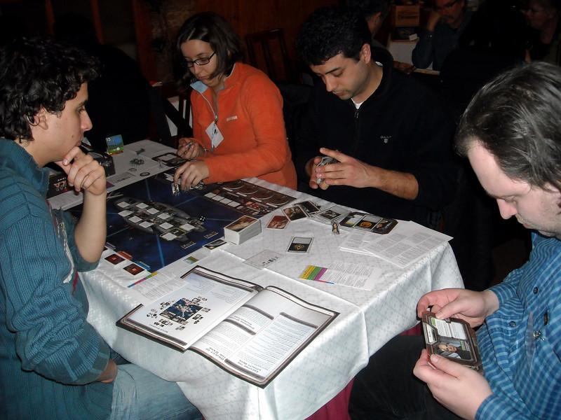 Battlestar Galactica @ LeiriaCON2009