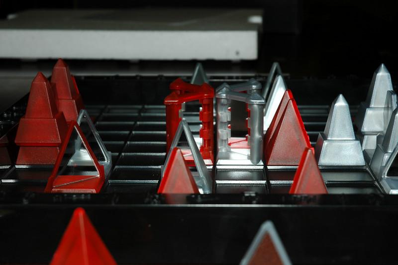 Khet: The Laser Game
