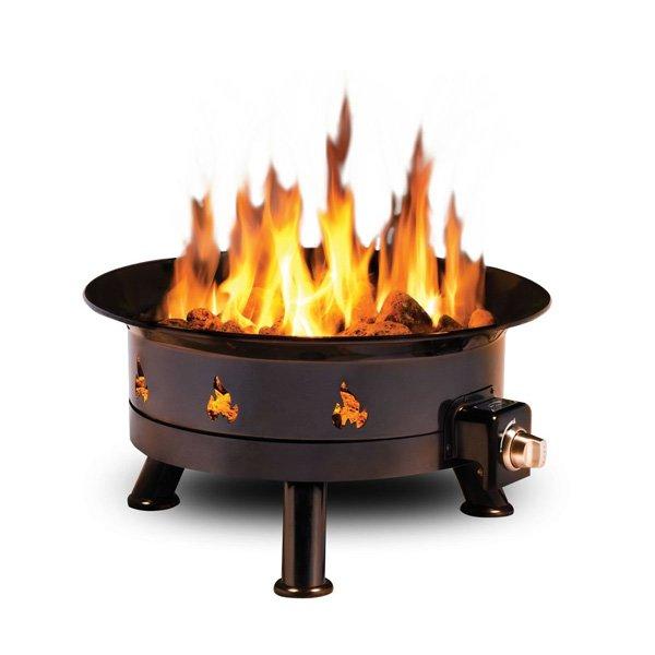 Outland Firebowl Mega 850 Propane Outdoor Fire Pit - Fire ... on Outland Firebowl Propane Fire Pit id=80231
