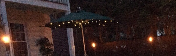 Good Solar Patio Umbrella Lights