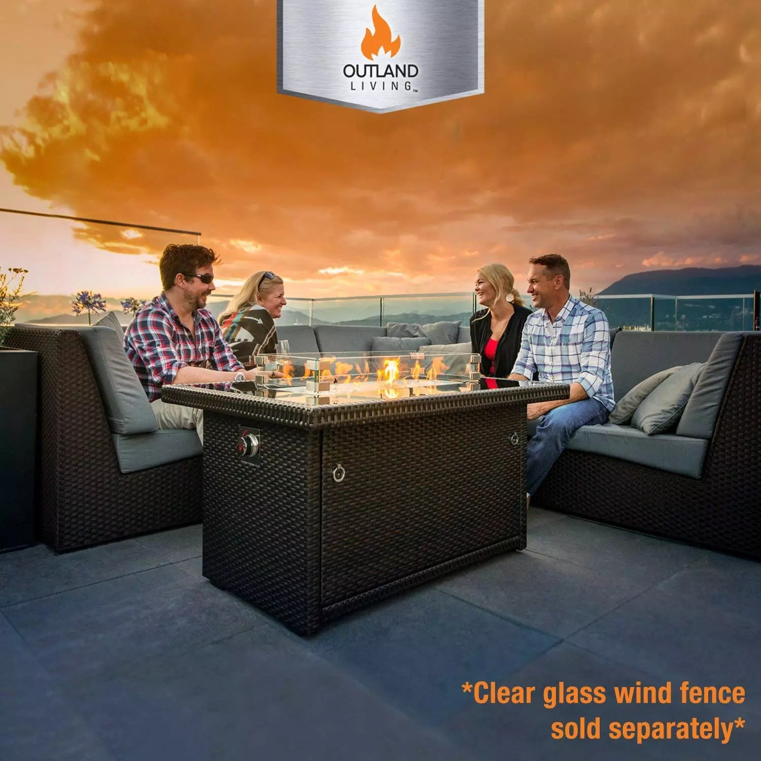 Outland Living Series 401 | Best Fire Pits Reviewed & Compared on Outland Living 401 id=94734