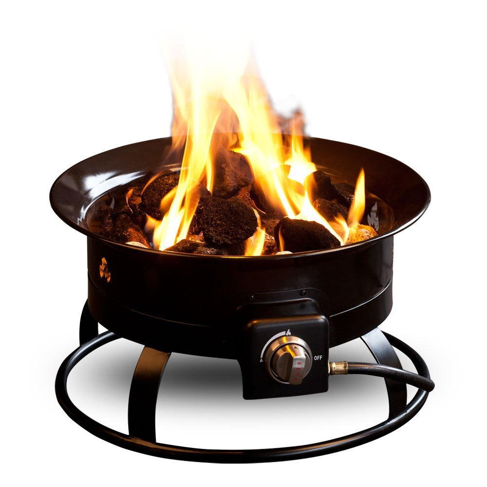 RV Fire Pits - RV Retail - The place to purchase your best ... on Outland Firebowl Propane Fire Pit id=19480