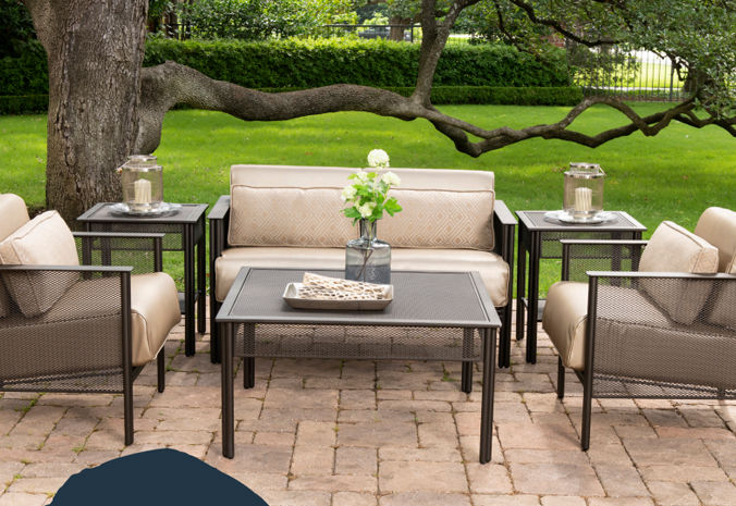 woodard wrought iron collections