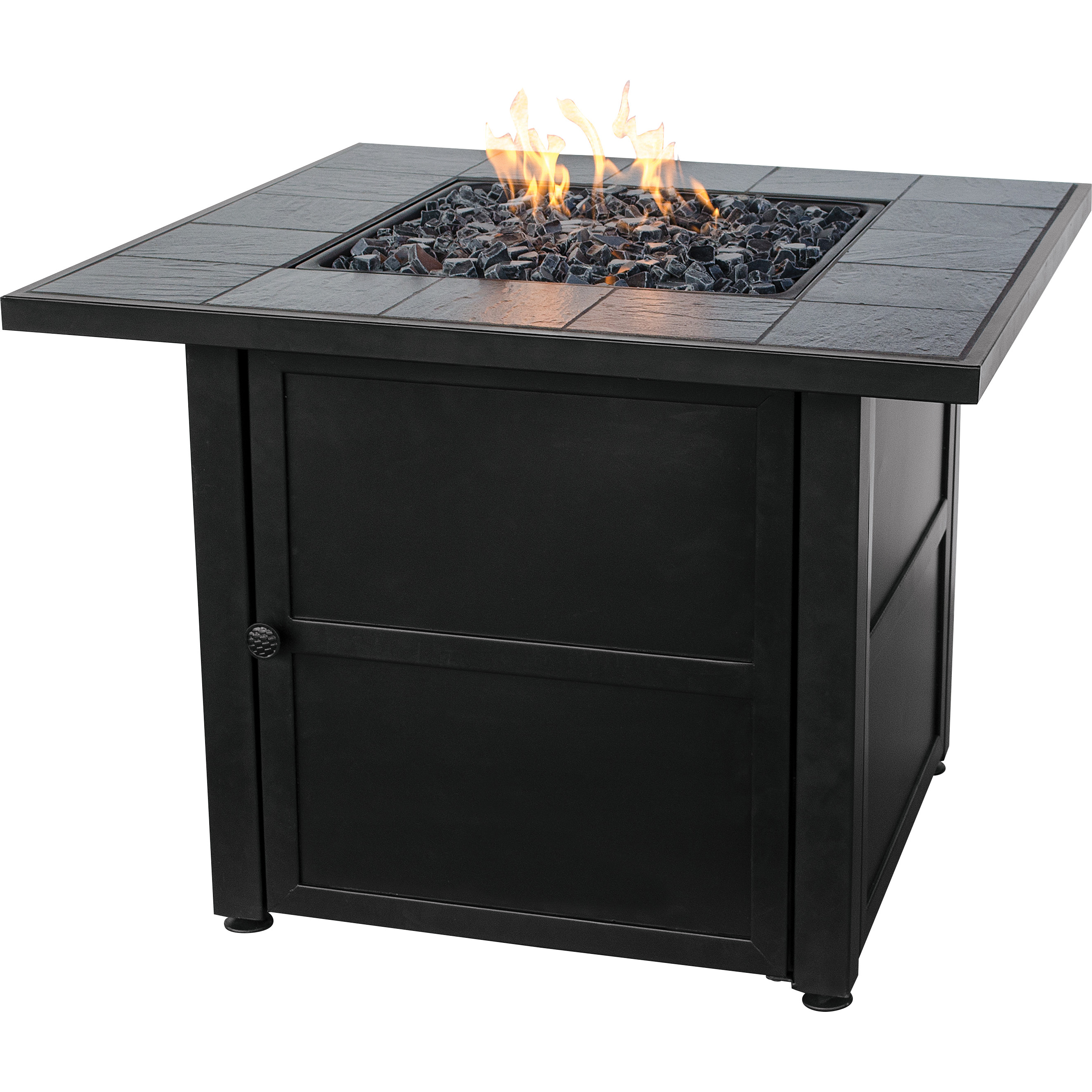 Uniflame Corporation LP Gas Outdoor Firebowl GAD1399SP The