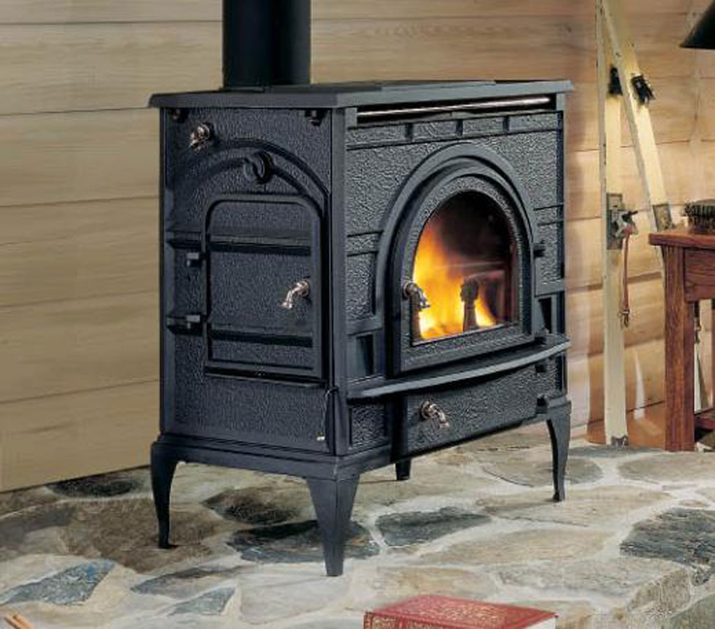 Wood burning stoves interior designs ideas for Country hearth 2500