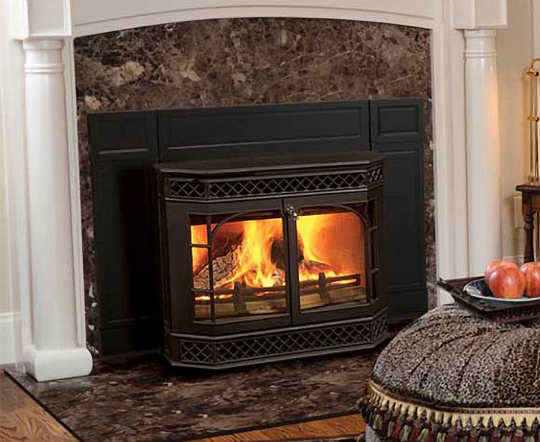 Wood Burning Fireplace Inserts Archives - The Fireplace Professionals