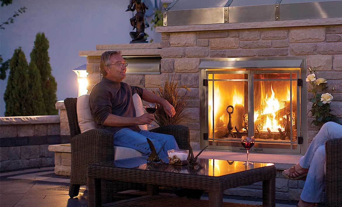 outdoor fireplaces archives the fireplace professionals
