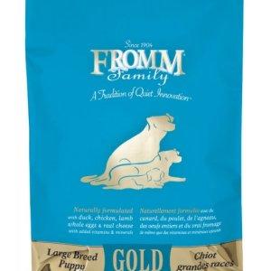 15 kg Fromm Large Breed Puppy Gold - hvalpefoder