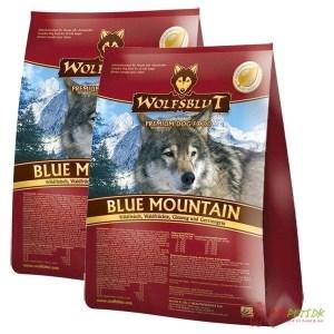 2 x 15 kg. Wolfsblut Blue Mountain Adult storkøb rabat
