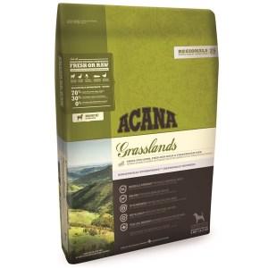 Acana Grasslands hundefoder, Regionals