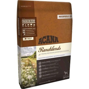 Acana Ranchlands hundefoder, Regionals, 11.4 kg