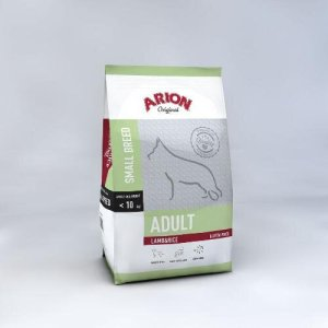 Arion Original Adult Small Breed - Lam og Ris - 3kg