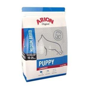 Arion Original Puppy Medium Breed - Lam og Ris - 3kg