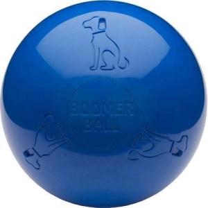 Boomer Ball, massiv punkterfri bold