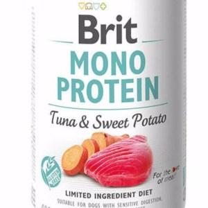 Brit Single Protein, Tuna & Sweet Potato