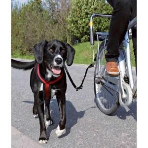Cykel afstandsholder - til cykelturen med hunden